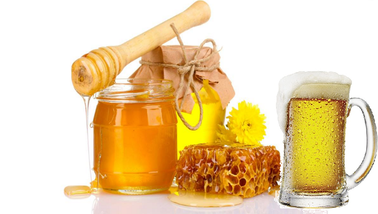 Kết quả hình ảnh cho mặt nạ bia mật ong