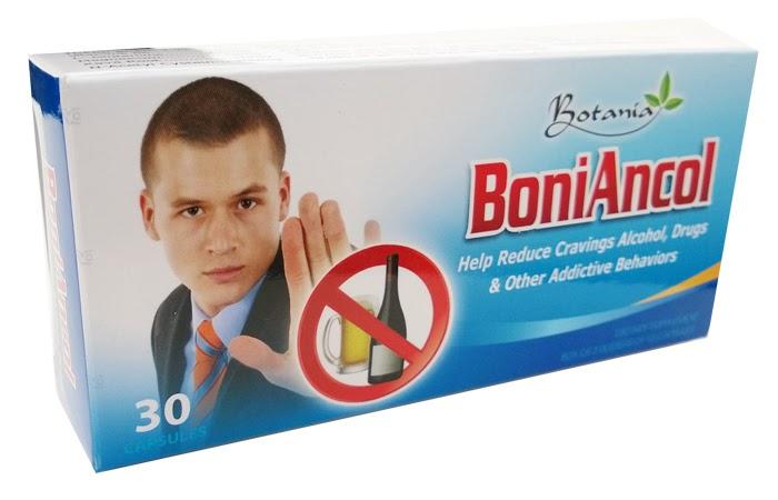 Boniancol giúp cai rượu vĩnh viễn
