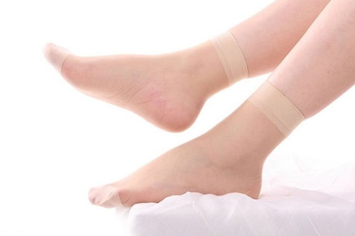 Giữ cho da chân luôn sạch